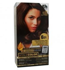 Th Pharma Vitaliacolor Colorant 631 Blond Foncé Doré Cendres