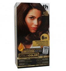 Th Pharma Vitaliacolor Farbstoff 631 Dark Blonde Golden Ash