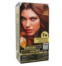 Th Pharma Vitaliacolor Dye 746 Medium Blonde Acobrado Red