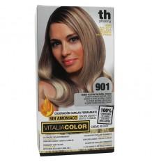 Th Pharma Vitaliacolor Colorant 901 Blonde Platine Naturel De Frêne