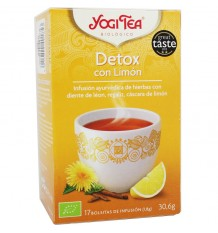 Yogi Tea Detox-Zitrone, 17 Beutel