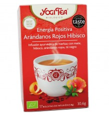 Yogi Tea Energia Positiva