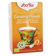 Yogi Tea Tao Gingseng 17 Saquinhos