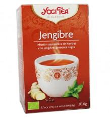 Yogi Tea Ginger 17 Sachets