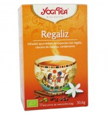 Yogi Tea Liquorice 17 Sachets