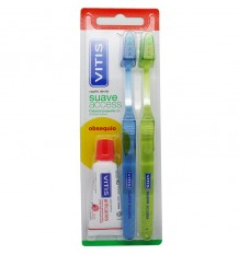 Vitis Brush Access Soft Pack Duplo