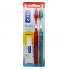 Vitis Brush Access Medium Pack Duplo