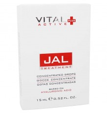 Vital Plus Jal Acide de l'acide hyaluronique 15 ml