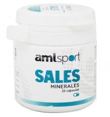 Amlsport Sais Minerais 25 cápsulas