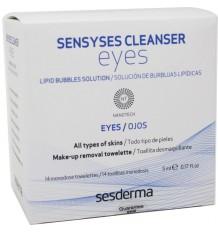Sesderma Sensyses Cleanser Eyes 14 Monodosis