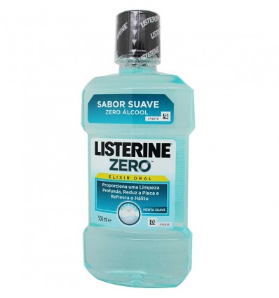 Listerine Zero Enjuague 500 ml