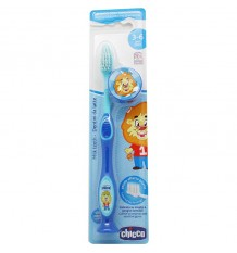 Chicco Brosse À Dents 3-6 Bleu