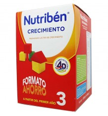 Nutriben Growth 1200 grams