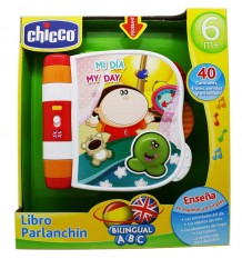 Chicco Buch Laber