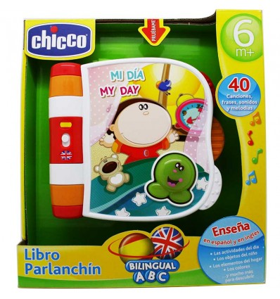 Chicco Libro Parlanchin