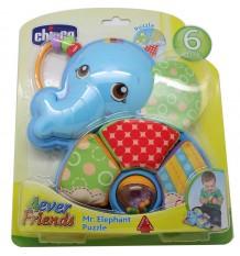 Chicco Elephant Puzzle Activités