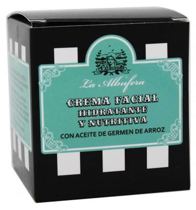 La Albufera Crema Germen de Arroz 50 ml