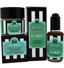 The Albufera Pack Oil Cream Germ Rice
