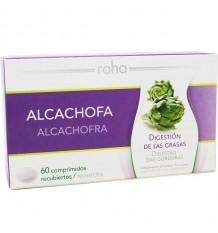 Rocha e silva representante Alcachofra 60 cápsulas