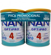 Nan Optipro 4 Duplo 1600 g