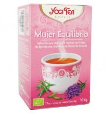 Yogi Tea Mulher Equilíbrio 17 Saquinhos
