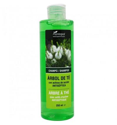 Plantapol Shampoo Arbol del Te 250 ml