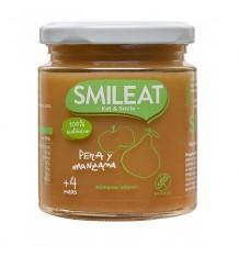 Smileat Potito de Poire Pomme 230 g