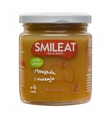Smileat Verre Pomme Orange 230 g