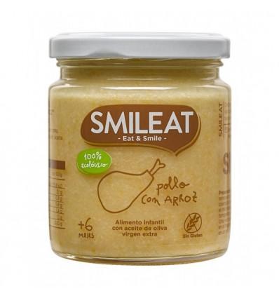 Smileat Potito Pollo Arroz 230 g