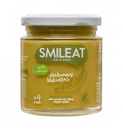 Smileat Potito de Légumes mélangés 230 g