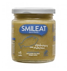 Smileat Potito Seehecht Gemüse 230 g