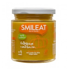 Smileat Potito Courges Courgettes 230 g
