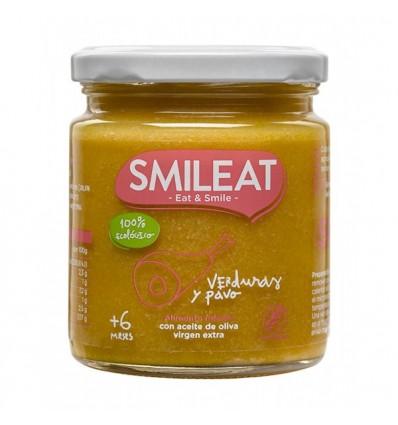 Smileat Potito la Turquie Légumes 230 g