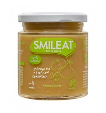 Smileat Glass Apple Pear Cereal 230 g
