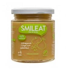 Smileat Verre Pomme Poire Céréales 230 g
