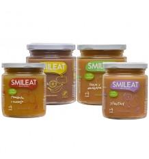 Smileat Potito De Fruits Pack De 4 Unités