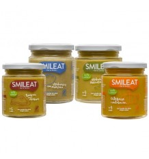 Smileat Potito Vegetables, Pack Of 4 Units