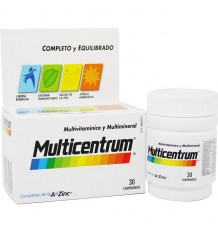 Multicentrum 30 Comprimés