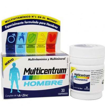 Multicentrum Homem 30 Comprimidos