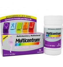 Multicentrum Women 50+ 90 Tablets