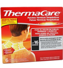 Thermacare Neck 6 Patches