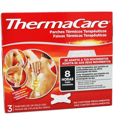 Thermacare Anpassungsfähig 3 Patches