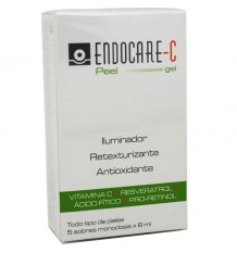 Endocare C Peel Gel Iluminador 5 sobres