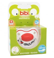 Bibi Chupeta Silicone I Love Mama 16 meses