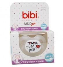 Bibi Nuggi Basic Silikon-Papst ist Der Beste 6-16 Monate