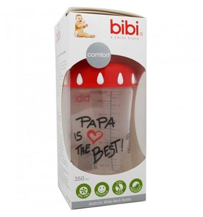 Bibi Biberon Anticolico Papa the Best 350 ml