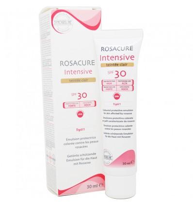 Rosacure Intensive Spf 30 Claro Light 30 ml
