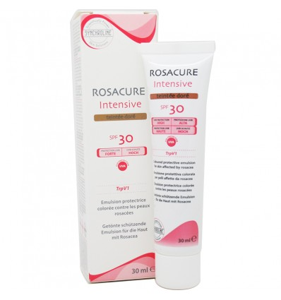 Rosacure Intensive Spf 30 Dorado Brown 30 ml