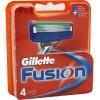 A Gillette Fusion Substituição 4 Unidades