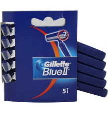 Máquina De Barbear Gillette Blue 2 5 Unidades